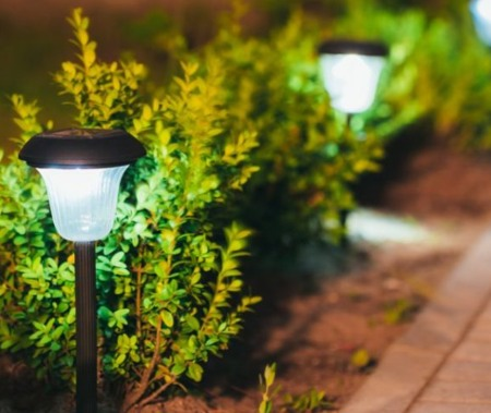 outdoor lighting company charlotte NC
